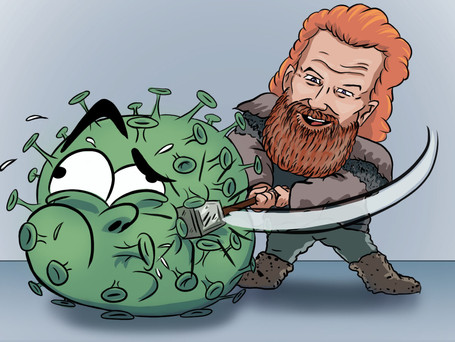Kristofer Hivju also on his recovery from Covid-19