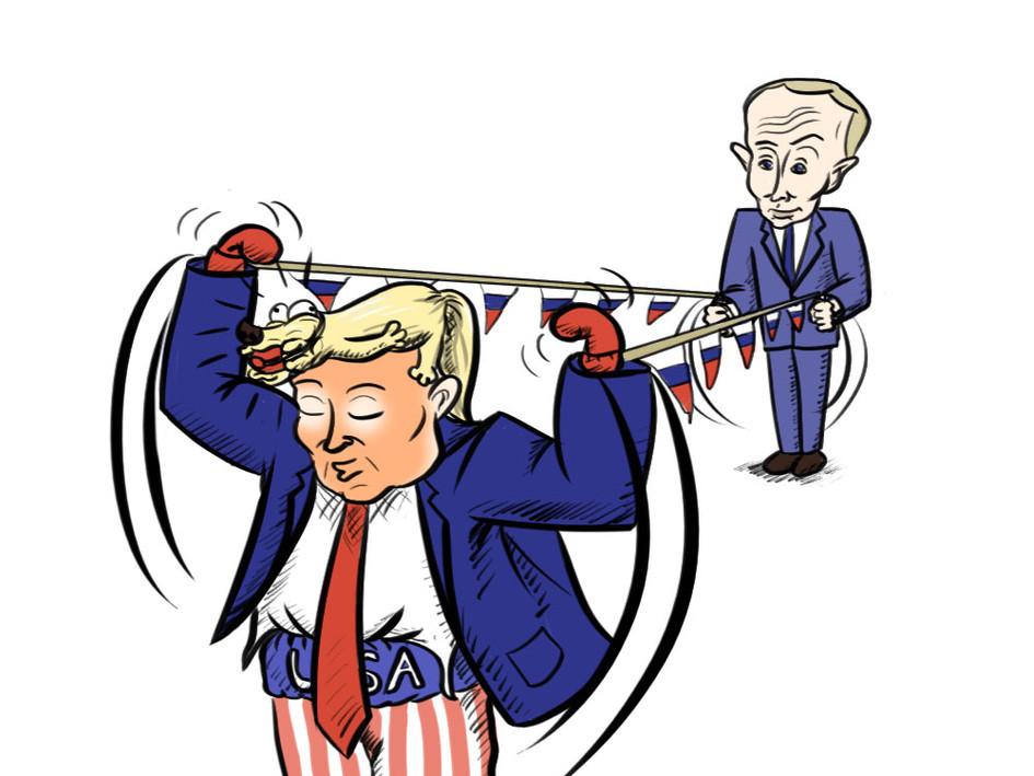Trump? Or Putin?