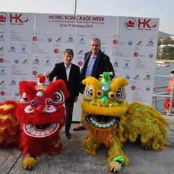 A good start to Hong Kong Race Week