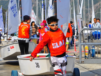 Hong Kong Race Week - ready to launch!