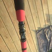 black/red EVA