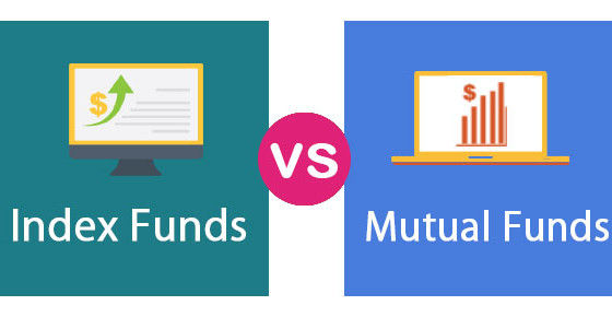 Index Funds vs. Mutual Funds. What's the Difference?