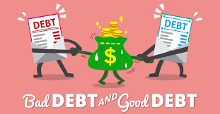 Good Debt vs. Bad Debt. What's the Difference?