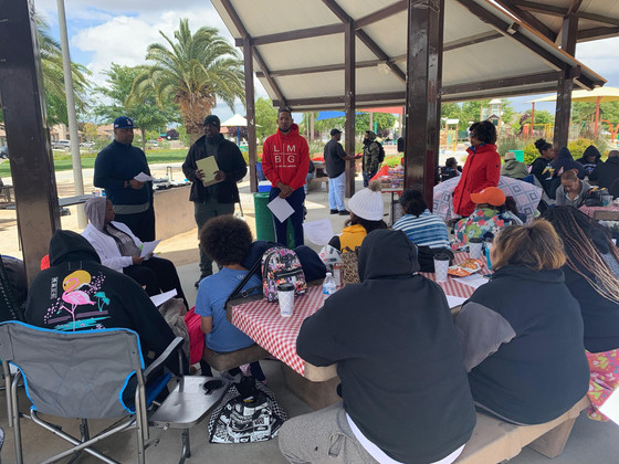 Recap of 1st Annual Terrell Family Picnic Financial Summit!