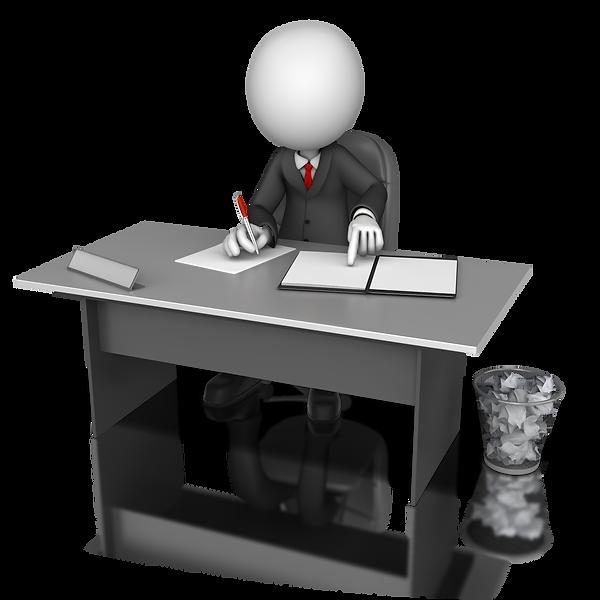 job-interview-skill-business-office-desk