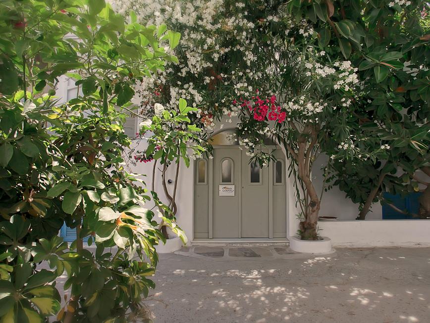 Naxos studios Glaros