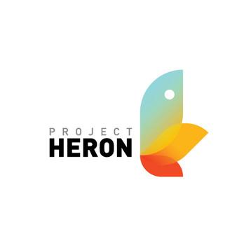 Project Heron | Logo Design