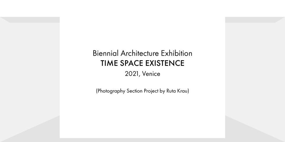 Ruta-Krau-TIME-SPACE-ECISTENCE-Venice