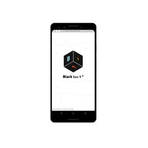 Black Box APP | UX UI Design