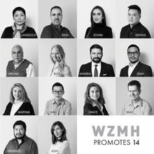 2020-01 | WZMH Architects | Promotion to Associate