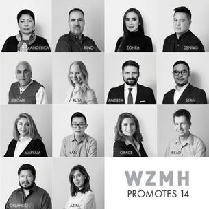 2020-01 | Promotion to Associate | WZMH Architects