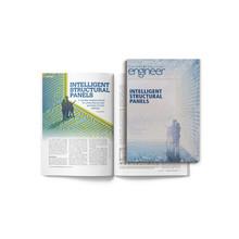 2018-12 | Intelligent Fabric | Magazine Cover Publication