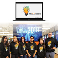 2019-09 | Oxford Global Hackathon | Team826