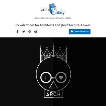 2019-02 | I love ARCH | Publication on Archdaily