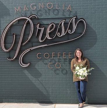 laurel and finch at magnolia press coffe