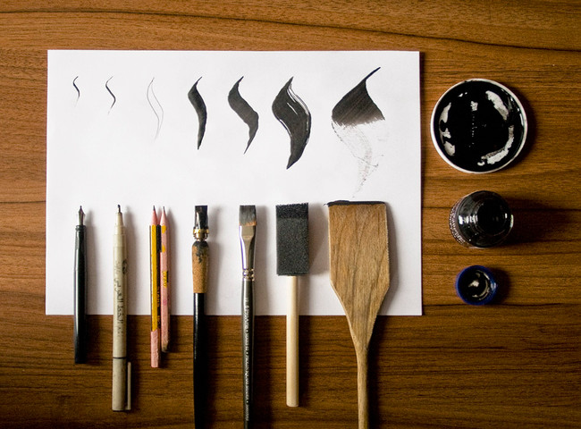 Getting Into Calligraphy: How I Came to Love It