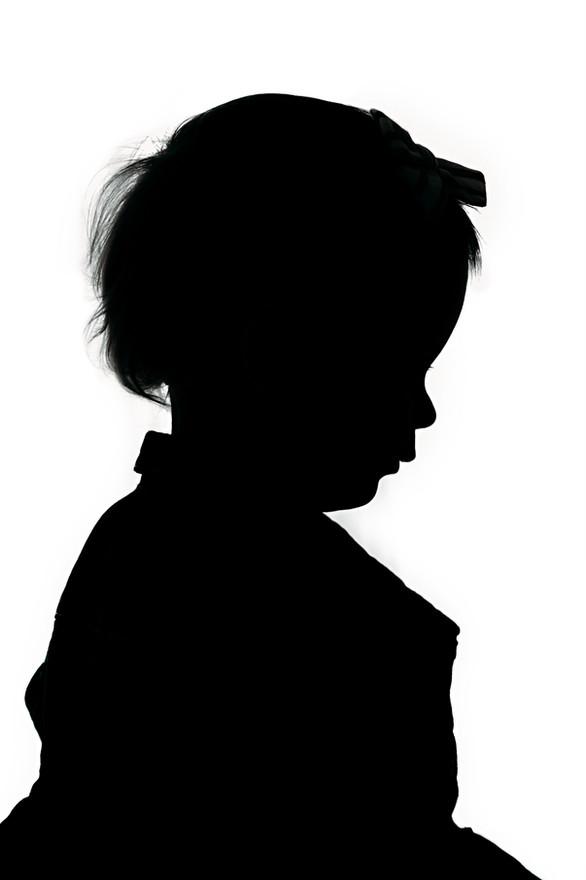 children-baby-silhouette