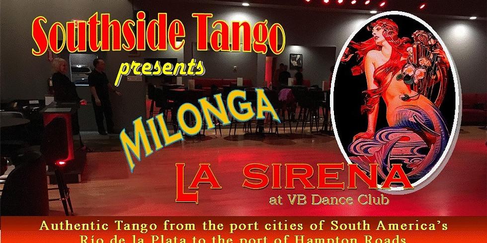 Argentine Tango Milonga (SEP)