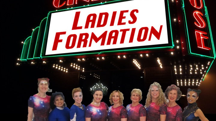 Ladies Formation