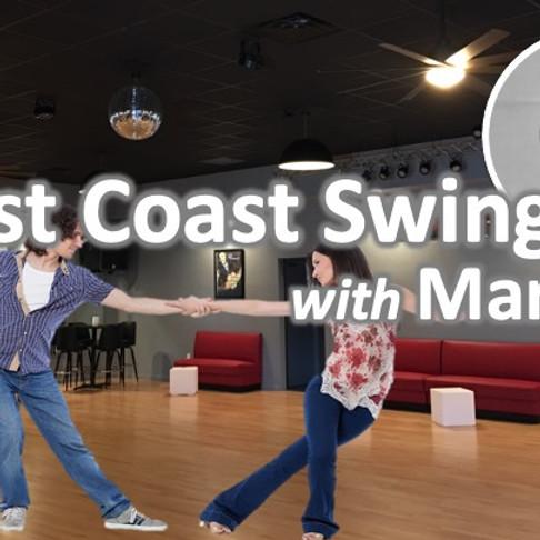 West Coast Swing Night (JUL 22)