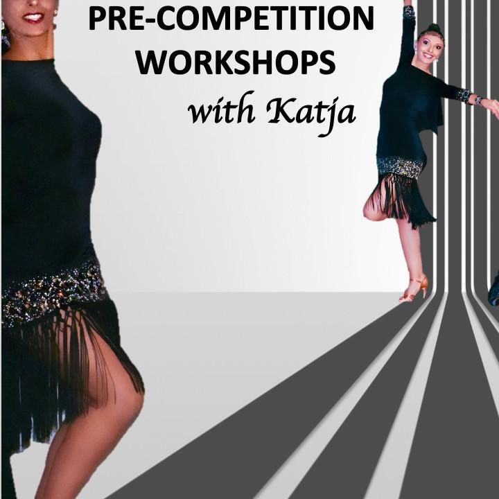 Pre-Comp Workshop: Smooth Intensive