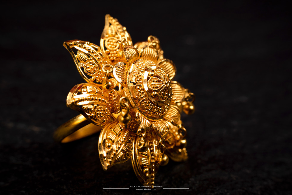 Jewellery photography