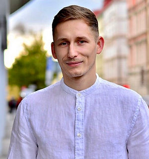 Masér a majitel Ondřej Lenc