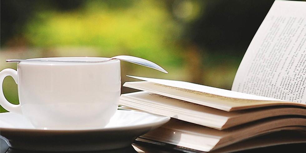 Online čítanie knihy + pitie čaju: Rytier v hrdzavom brnení v AJ / ČJ