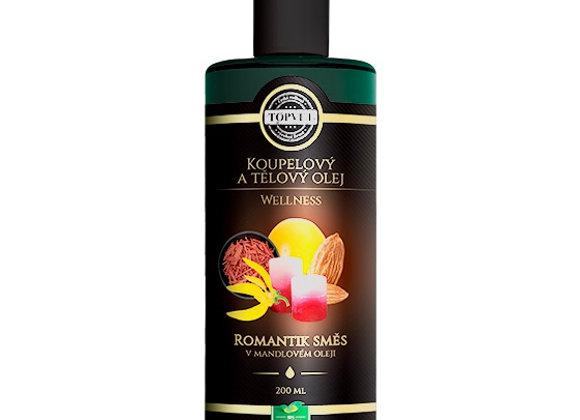 Romantik směs v mandlovém oleji