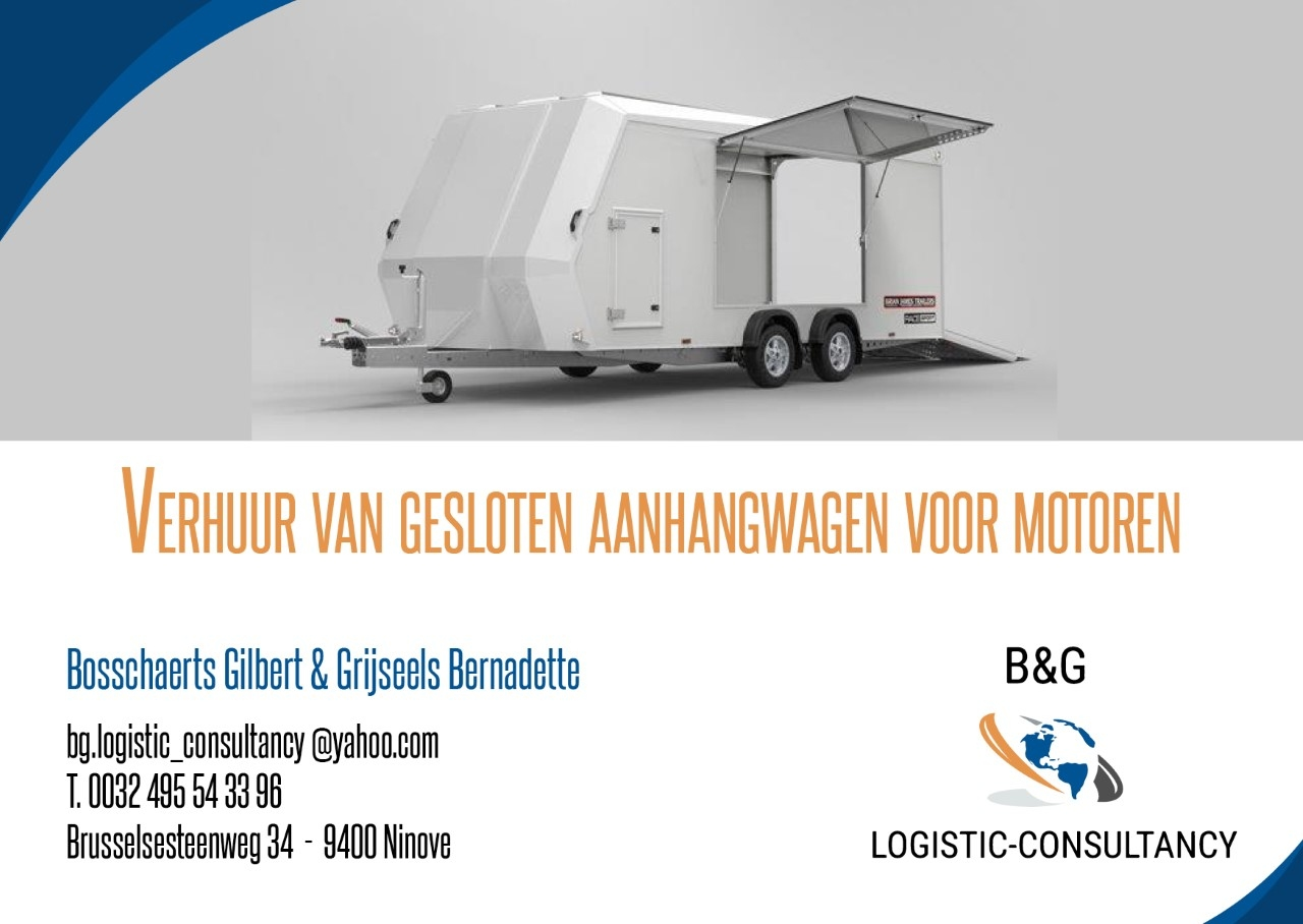 B&G LOGISTIC-CONSULTANCY