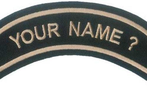 NAME - NICKNAME patch