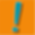 CEO Exclamation mark blue-orange PNG.png