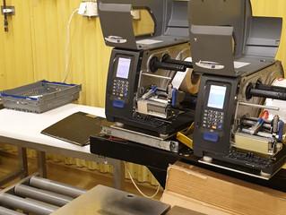 Maskiner till salu - Vågar och skrivare