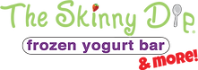 The skinny dip frozen yogurt app brand partnership event marketing