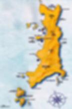 cartina Palmarola