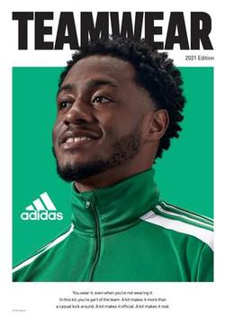 Adidas Thumb