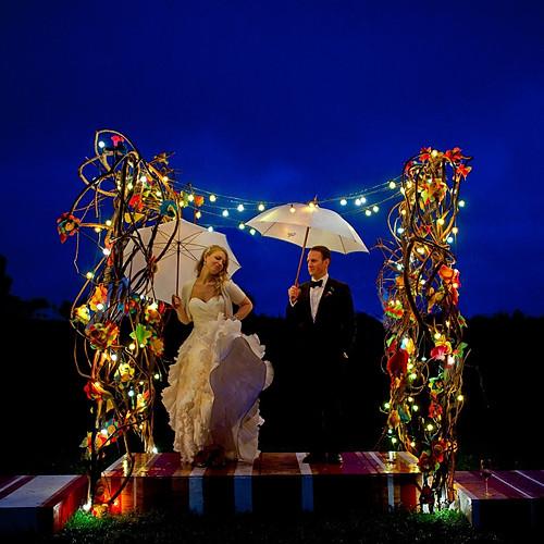 Finger Lakes Red Barn Wedding