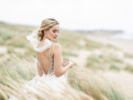 Seaside Wedding - Hair & Makeup Inspiration