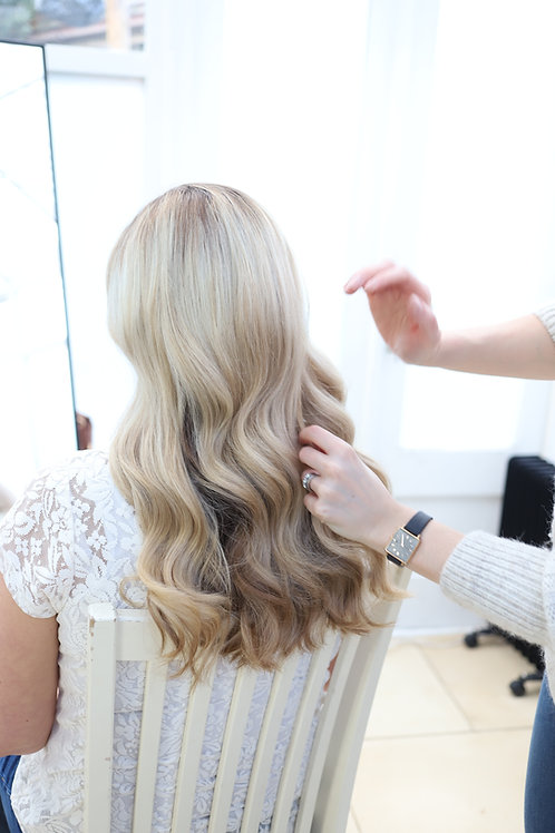 Hair Model   1 Session