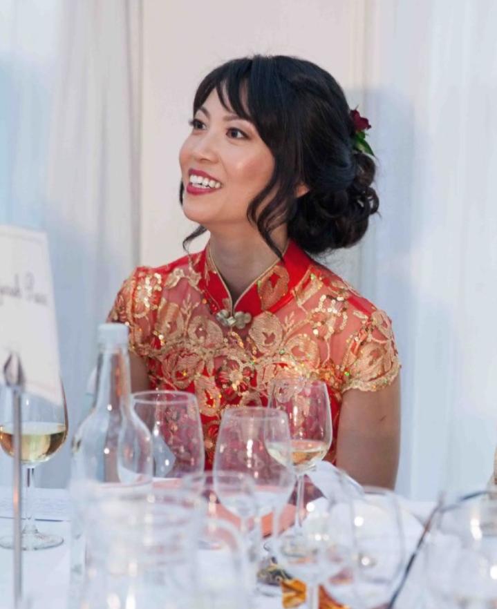 Chinese Wedding Hair & Makeup