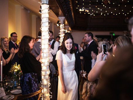 An Intimate and Magical London Wedding