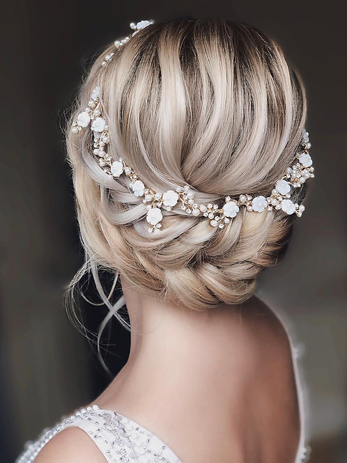 Introduction To Wedding Hair   4 Day Course