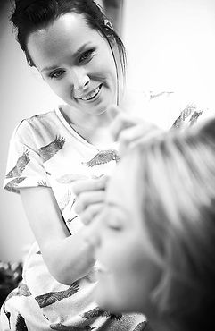 Bridal hair and makeup artist, Gemma, London