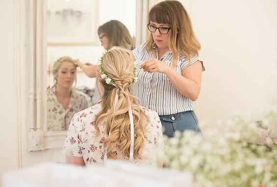 Wedding Hair & Makeup Artist Surrey