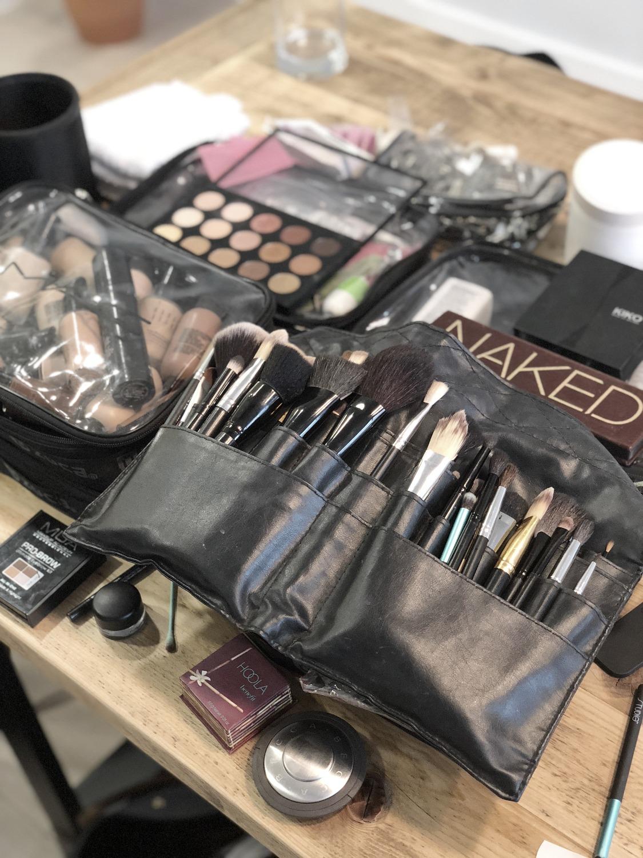 Charlie's Makeup Kit