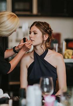Hair & Makeup by Helen