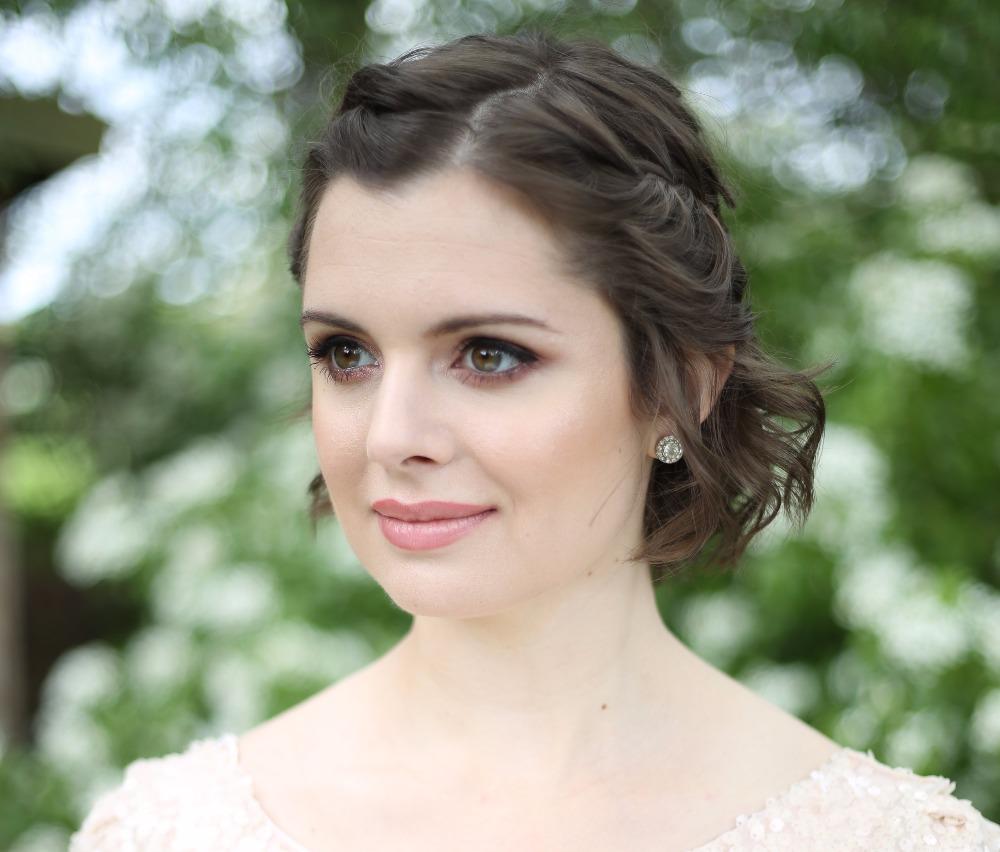 Bridal hair and makeup, Yorkshire