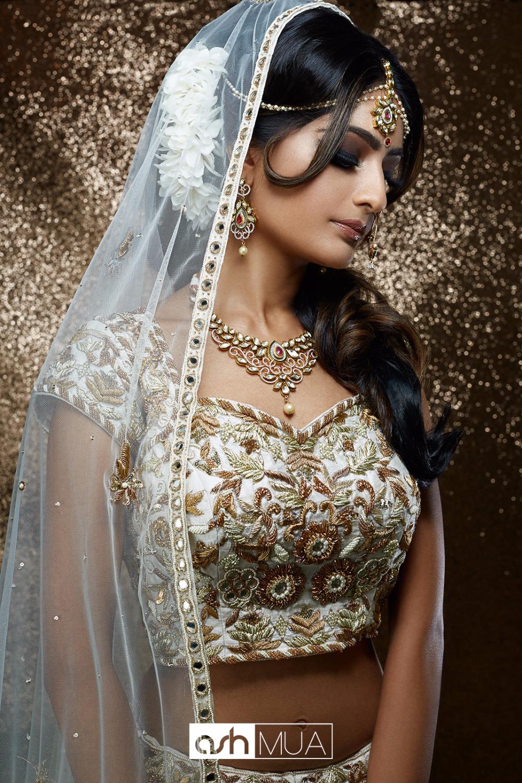 Indian Bridal Hair & Makeup
