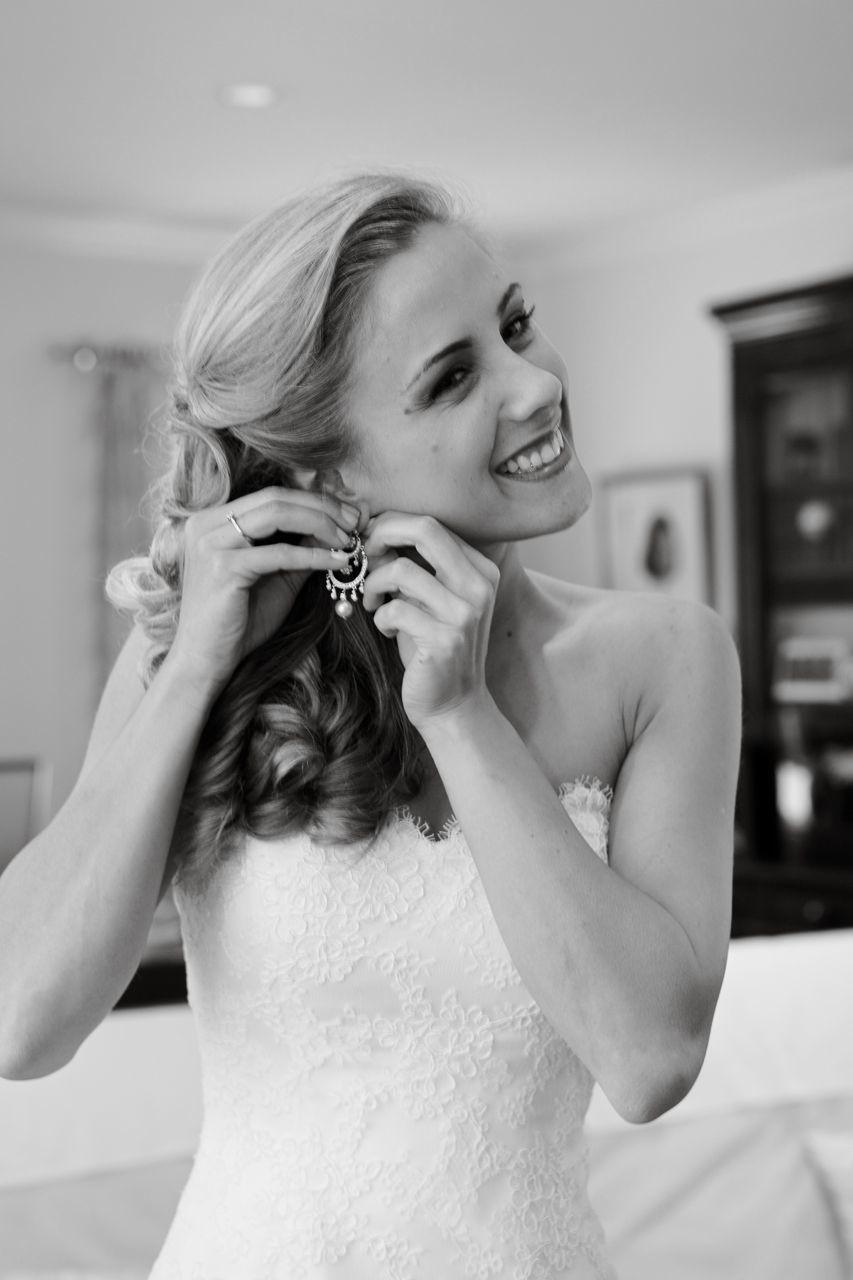 Natural Bridal Hair & Makeup