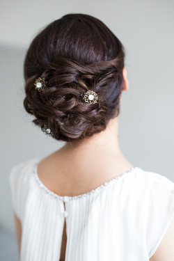 Wedding hair, Manchester